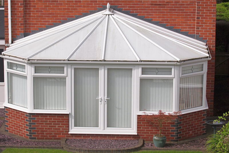 Small Conservatories Chichester West Sussex